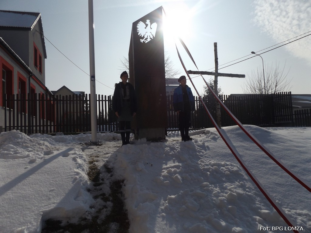 Pomnik Pamięci Ofiar Sybiru