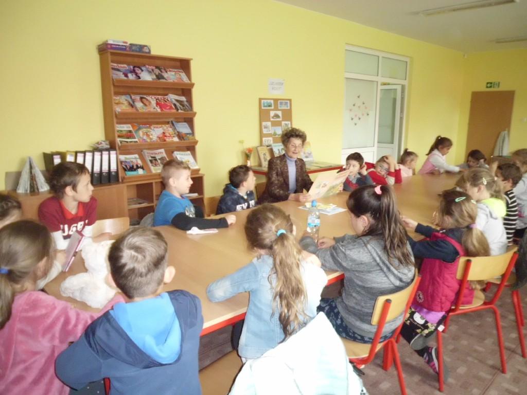 Legendarny dzień dziecka w bibliotece w Konarzycach