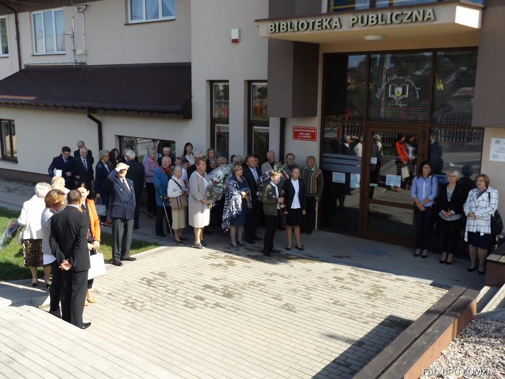 Obchody Światowego Dnia Sybiraka w Gminie Łomża