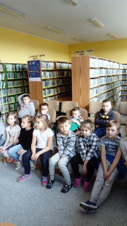 Dla rozrywki i rozumu w bibliotece w Kupiskach