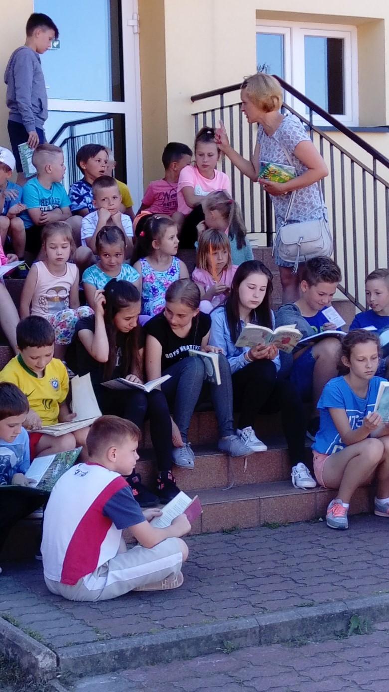 W Kupiskach czytamy
