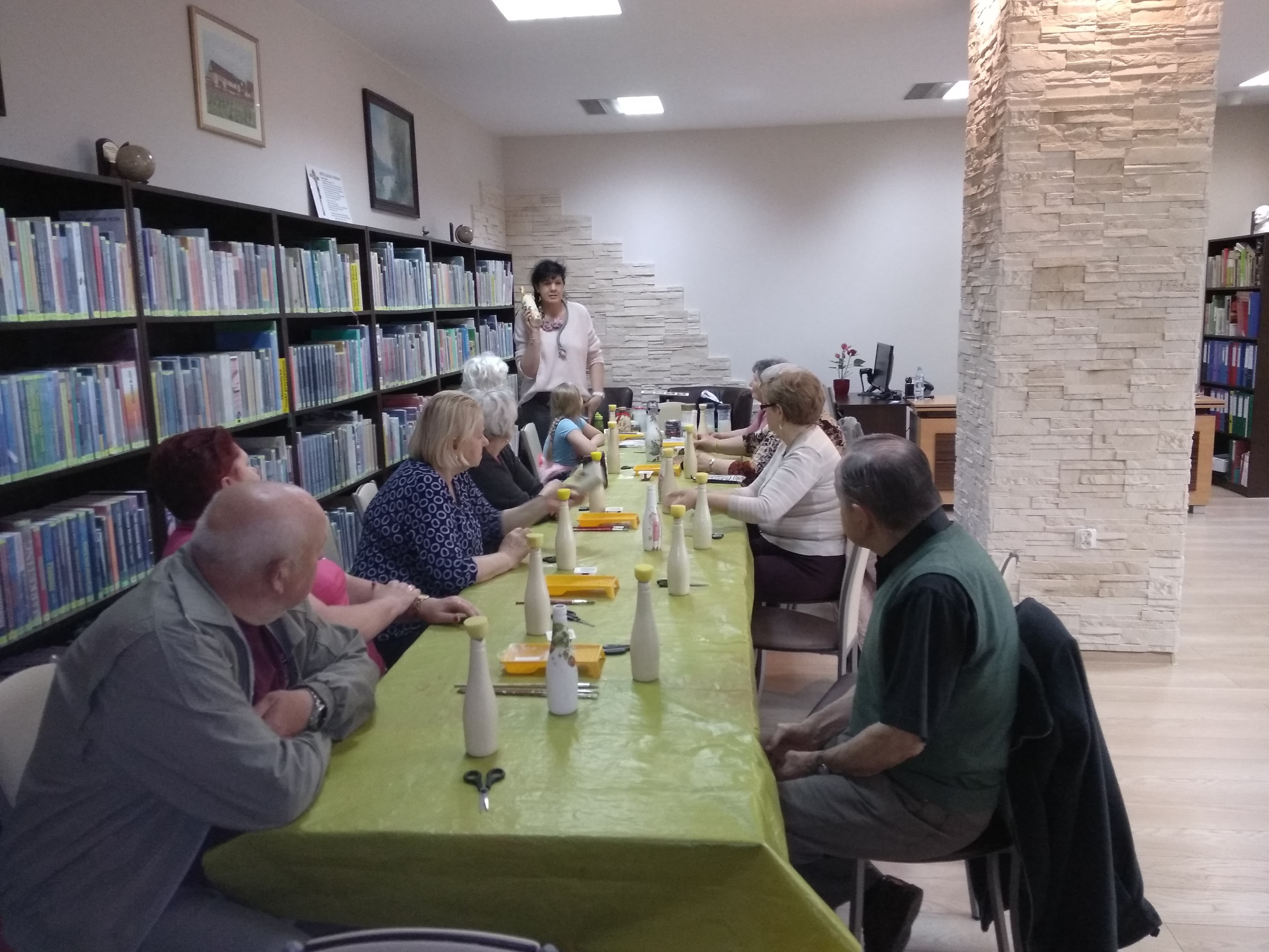 Klub Seniora – 1.04.2019